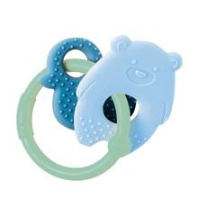 Nattou - Lapidou Teething Toys - Blue/Green