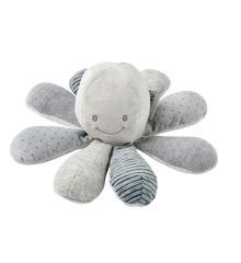 Nattou - Lapidou Activity Animal - Squid Grey