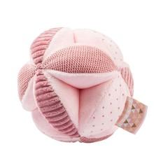 Nattou - Lapidou Activity Ball - Rose