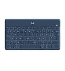Logitech - Keys-To-Go - Blue (Nordic)