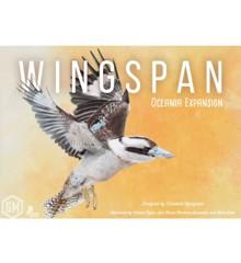 Wingspan - Oceania Udvidelse (Engelsk)