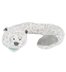 Nattou - Head Supports - Lea Snow Leopard