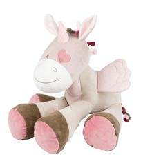 Nattou - Cuddly Animal - Jade Unicorn 75 cm