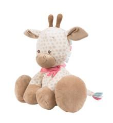 Nattou - Nusse Bamse - Charlotte Giraf 75 cm