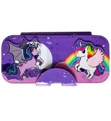 Unicorn Friends Travel Play Case Switch Lite