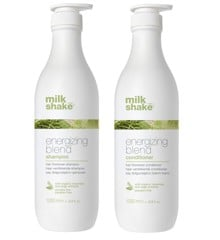 milk_shake - Energizing Blend Shampoo 1000 ml + Energizing Blend Conditioner 1000 ml