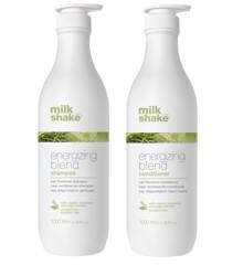 milk_shake - Energizing Blend Shampoo 1000 ml + Energizing Conditioner 1000 ml