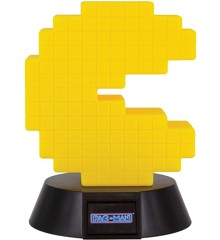 Pac Man Icon Light V2 BDP