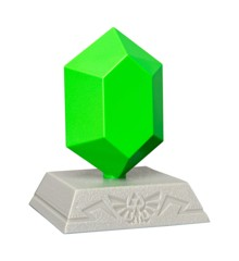 Green Rupee Icon Light