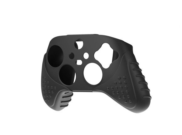 Piranha Xbox Protective Silicone Skin (Black)