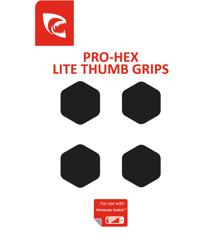 Piranha - Pro-Hex Thumb Grips - Switch Lite