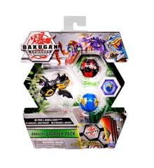 Bakugan - Starter Pack S2 - Trox X Nobillious (20125530)