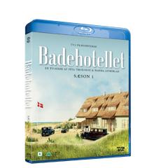 Badehotellet Sæson 1 - Blu Ray