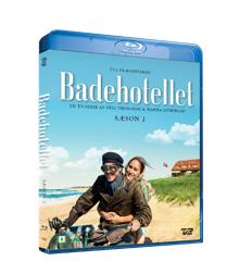 Badehotellet Sæson 2 - Blu Ray