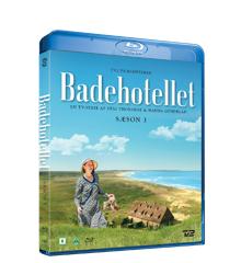 Badehotellet Sæson 3 - Blu Ray