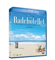 Badehotellet Sæson 4 - Blu Ray