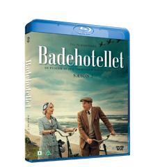 Badehotellet Sæson 7 - Blu Ray