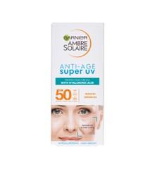 Garnier - Ambre Solaire Anti-age Super UV SPF 50+ 50 ml