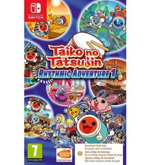 Taiko no Tatsujin: Rhythmic Adventure Pack 1