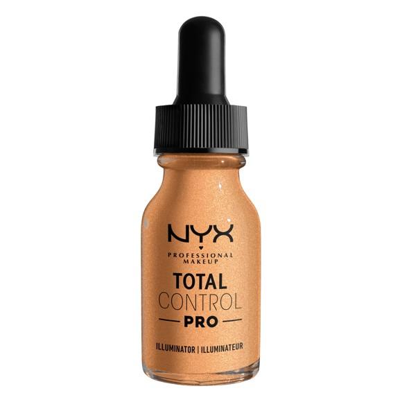 NYX Professional Makeup - Total Control Pro Liquid Illuminator  - Warm