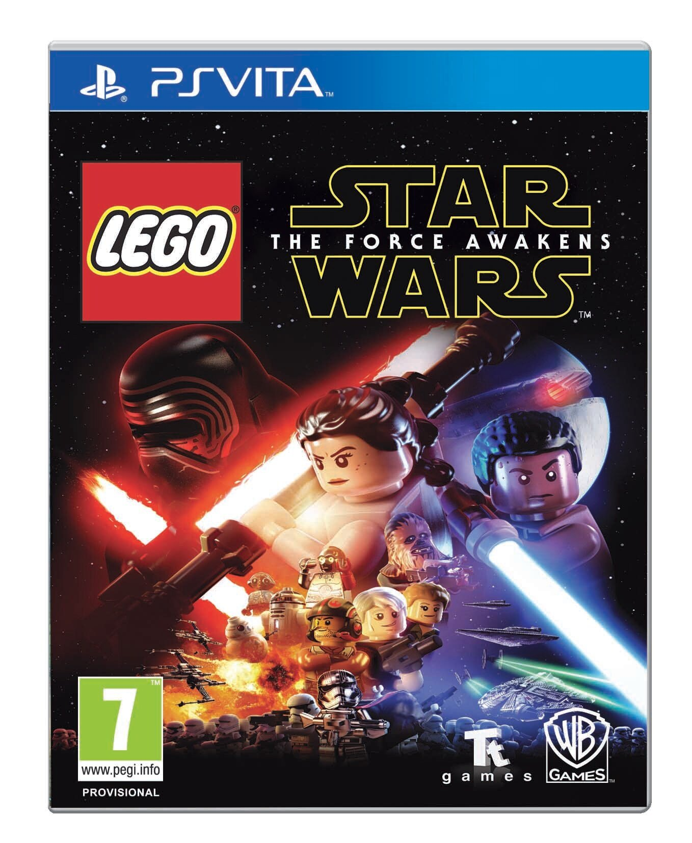 LEGO Star Wars: The Force Awakens (ENG/FR)