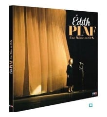 Edith Piaf - Une Mome en or - 2CD & 2DVD