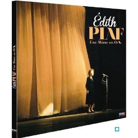 Edith Piaf - Une Mome en or - 2CD & 2DVD