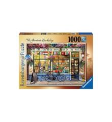 Ravensburger - Puzzle 1000 - The Greatest Bookshop (10215337)