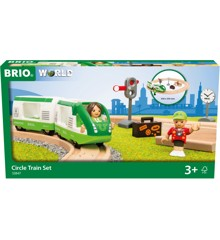 BRIO - Circle Train Set (33847)