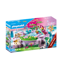 Playmobil - Fairy Crystal Lake (70555)