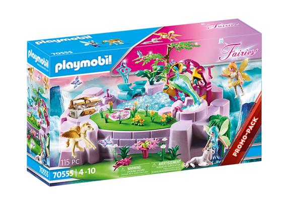 Playmobil - Fairy Crystal Lake (70555)