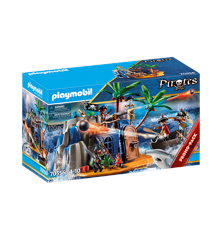 Playmobil - Pirate Island Hideout (70556)