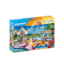 Playmobil - Stor forlystelsespark (70558)