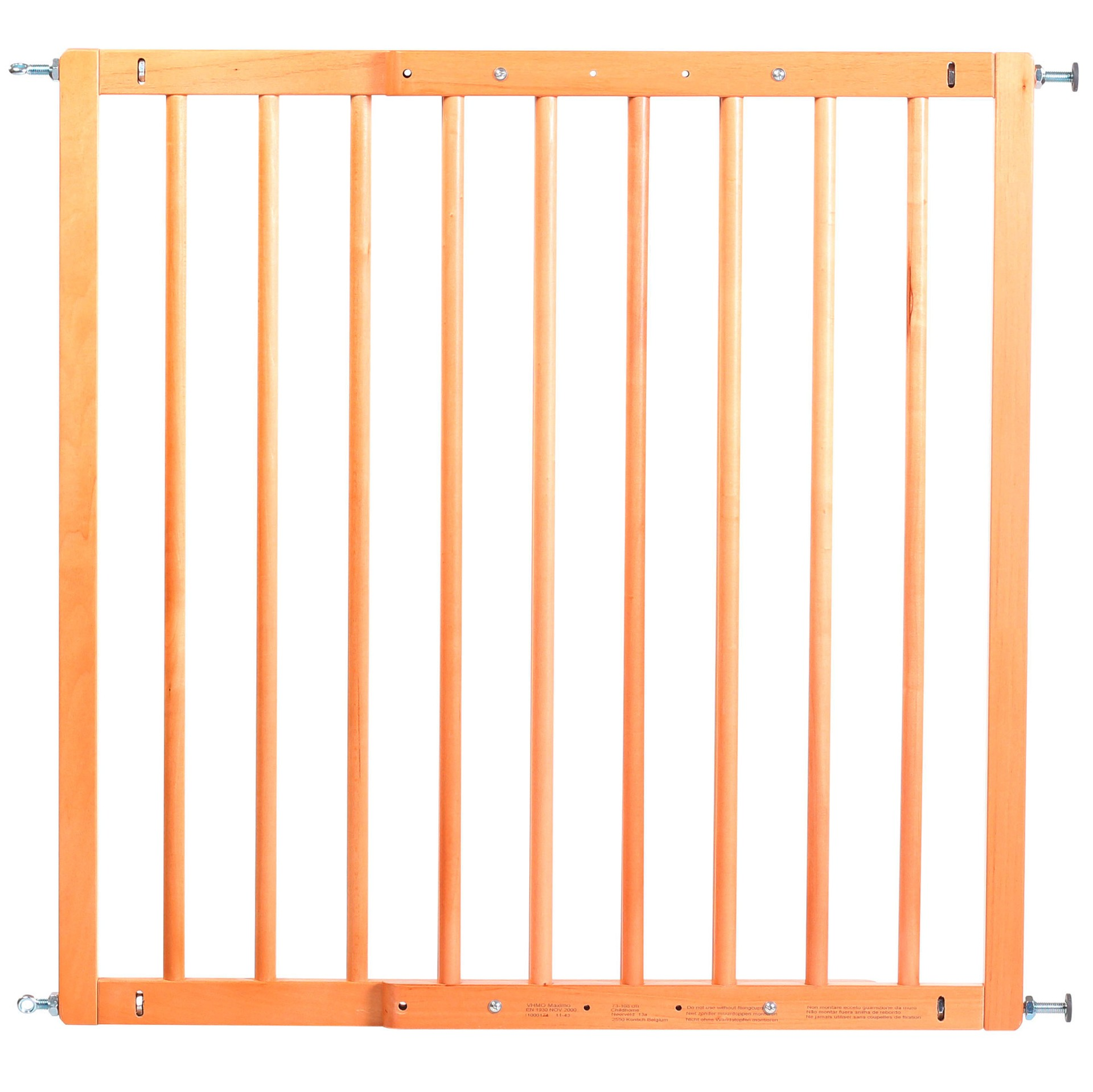 Reer - Twin fix gate basic, Active-Lock, wood (46211)