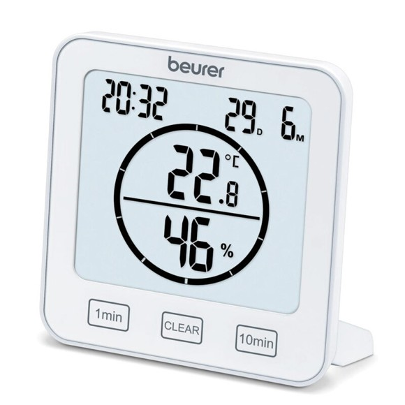 Beurer - HM 22  Indoor Termo Hygrometer