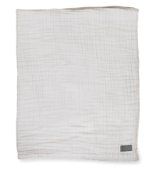 Vinter & Bloom - Blanket Layered Muslin ECO - Dove Grey