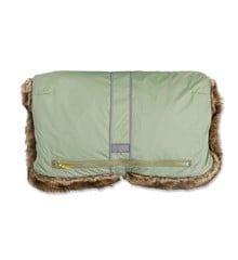 Vinter & Bloom - Handmuffs Chic - Jade Green