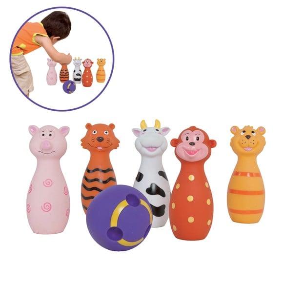 Ludi - Baby bowling, Animals (3455)
