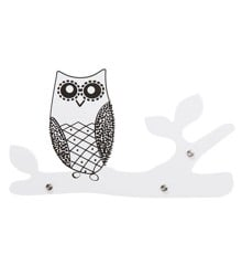 Vinter & Bloom - Hanger Forest Collection - White