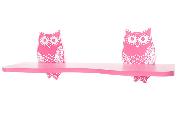 Vinter&Bloom - Double Shelf Forest Collection - Rosa