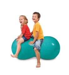 Ludi - Oval exercise ball (2783)