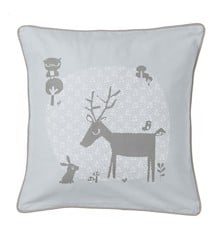 Vinter & Bloom - Forest Friends Baby Bedding Pillow - Bluebell