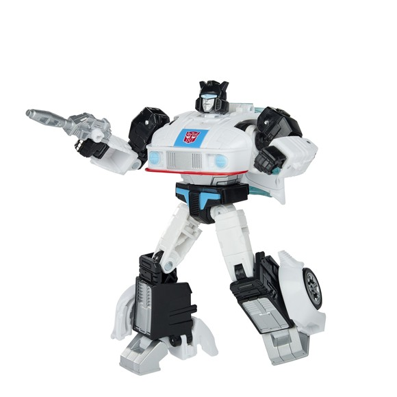 Transformers - Generations Studio Series Deluxe - 86 Jazz (F0709)