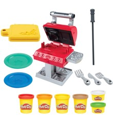 Play-Doh - Grill 'n Stamp Legesæt (F0652)