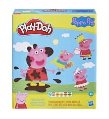 Play-Doh - Gurli Gris Stylin Sæt (F1497)