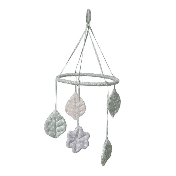 Vinter & Bloom - Nordic Leaf Hanging Mobile