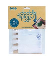 Doddle - Doddle Fliptops Sæt
