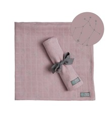 Vinter & Bloom - Northern Lights Blanket - Stella Pink
