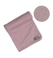 Vinter & Bloom - Northern Lights Blanket Jersey - Stella Pink