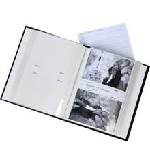 Focus - Classic Line 200 10x15 Photo Album - Black